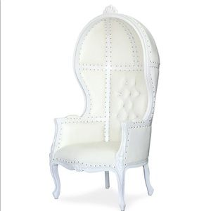 Dome Throne Chair RENTAL